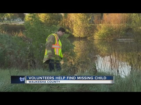 Over 100 Waukesha West students help search for missing boy