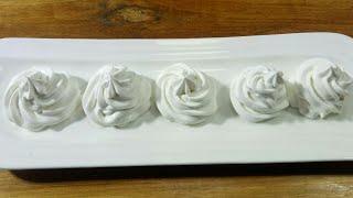 Home Made Whipped Cream Recipe/উইপক্রীম রেসিপি/মাএ তিনটি উপকরণ দিয়ে তৈরি উইপক্রীম রেসিপি