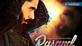 Gitaz Bindrakhia Jatt Di Pasand  FULL Punjabi Song
