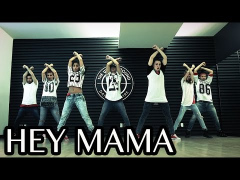 HEY MAMA - David Guetta ft Nicki Minaj & Afrojack Dance | @MattSteffanina Choreography Mp3