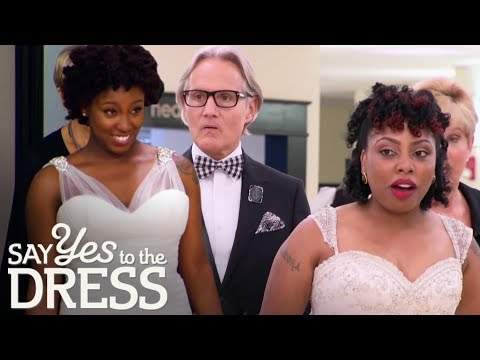 Jealous Sister Takes Over the Bridal Appointment Say Yes To The Dress Atlanta