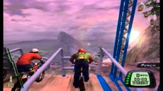 Let's Play Downhill Domination Bonus Video: Unlockables