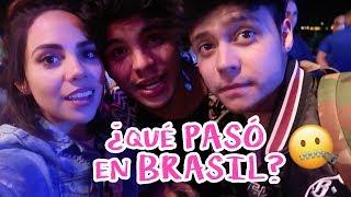FIESTA DE YOUTUBERS EN BRASIL? - ESTO ES LO QUE PASÓ 🤐  | Katy The Chic