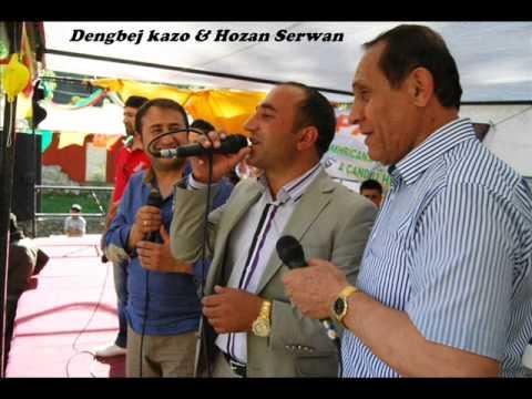 Dengbej Kazo & Hozan Şerwan - Delilo 2o17 (Metin Uslu)