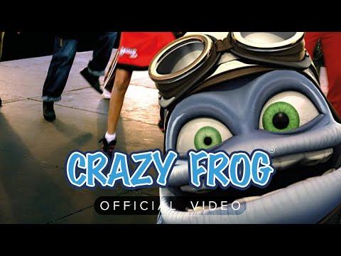 Crazy Frog Cha Cha Slide