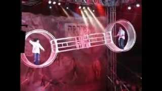 serk السيرك الأوروبي في الناصرة جزء 2 ألعاب بهلوانية  European circus