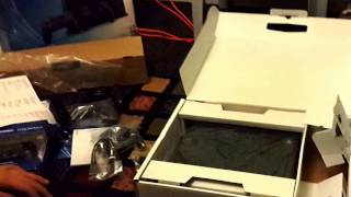 PS4 UNBoxing/فنح كرتونة PS4