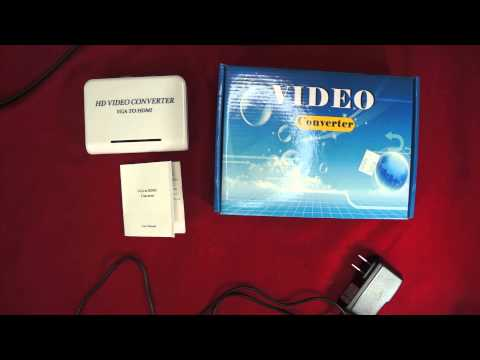 Download FY1316W VGA to HDMI HD Video Converter (CAB-GC-83168) HD Mp4 3GP Video and MP3
