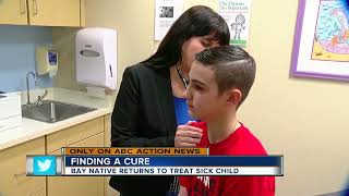 Florida doctor unravels 12-year-old boy's medical mystery