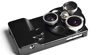 Top 12 Coolest gadgets for iPhone - iPhone 7 accessories for 2017  #2