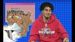 Wifisfuneral on Overdosing, Wendy