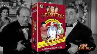 The Three Stooges: Hey Moe! Hey Dad! promotional clip