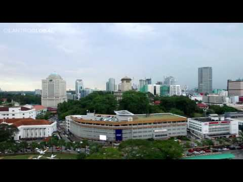 Aerial Show reel of Johor Bahru City