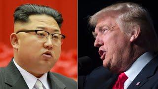Military updates Trump's North Korea options
