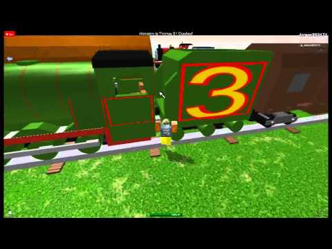 thomas and friends s5 crashes