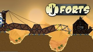 Forts - The Quest for Oil! - Let