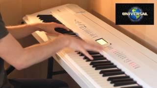 Classic Movie Studios theme songs intros, (20th Century Fox, Warner Bros, Universal) played on Piano