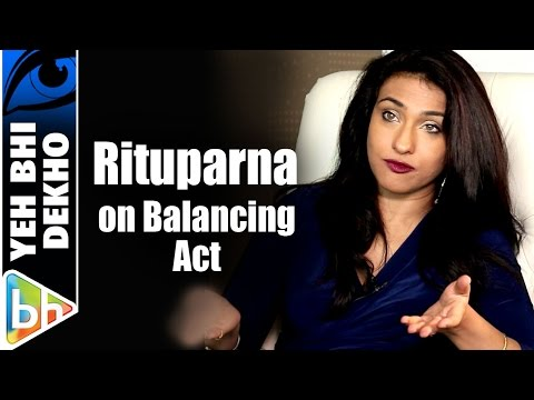 Rituparna Sengupta's EXCLUSIVE On How She Balanced Being The SEX SYMBOL & Arthouse Actress