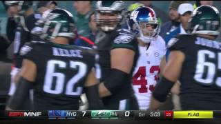 NFL 2015 Week 06 Giants Eagles