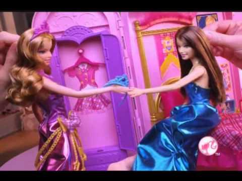 Barbie Princess Charm School Playset - A Wonderful Gift For Little Girls