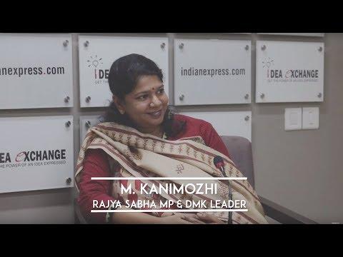 Xxx Mp4 Idea Exchange With DMK Leader M Kanimozhi 3gp Sex