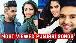Top+25+Most+Viewed+Punjabi+Songs+On+YouTube+Of+All+Time