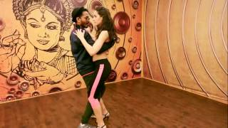 Nora's Hot Partner Dance Tutorial | Jhalak Dikhhla Jaa Season 9