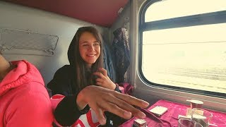 You Must Do THIS On Russian Trains!