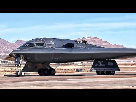 Xxx Mp4 B 2 Bomber Flight Operations At Nellis AFB 2018 3gp Sex