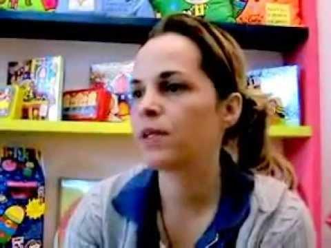 Una chica muy Distroller Amparín Serrano