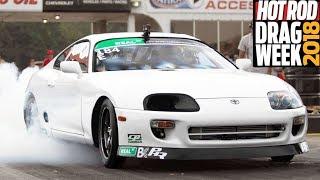 Drag Week 2018 Ep.1 - Racing Begins... Every Car is on HIGH BOOST!