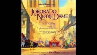 01 - Las Campanas de Notre Dame.  El Jorobado De Notre Dame (Opening Latino)