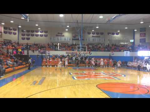 Xxx Mp4 Hopkinsville S Jaqualis Matlock Throws Down Lob Dunk On Marshall County 3gp Sex
