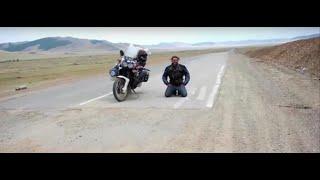 Ten years on Africa Twin- longest motorbike trip.