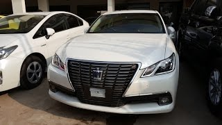 Toyota Crown| Latest| Complete Review| Startup| Pakistan