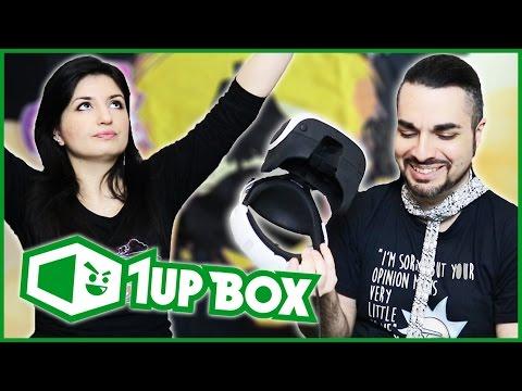 UN VR NELLA 1UP BOX? No.