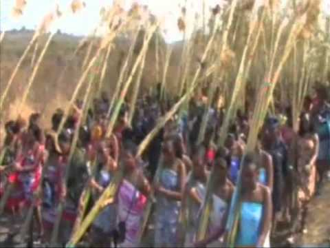The Swaziland Reed Dance Festival Walk of 2010