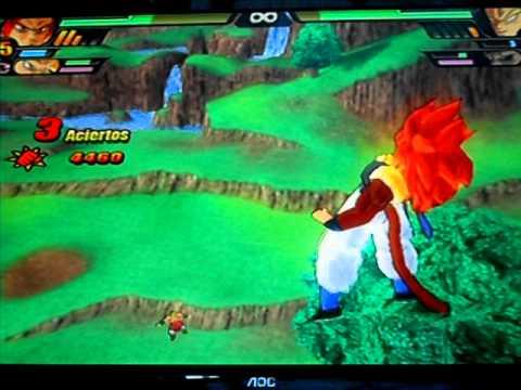 dragon ball z budukai tenkaichi 3 la mejor pelea