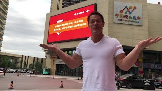"""John Cena in China: """"I"""