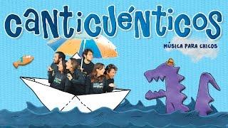 CANTICUÉNTICOS - Compilado videos 35 minutos música para niños