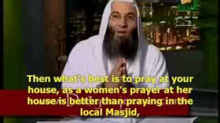 Taraweeh for Women: At Home or Masjid?