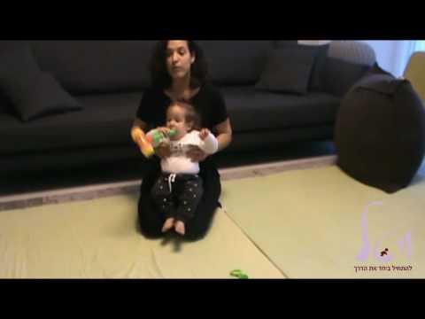 עמידה עצמאית אצל תינוקות