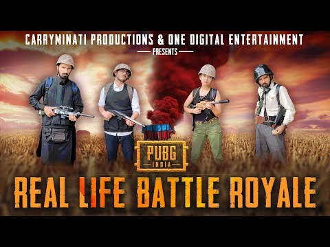 Xxx Mp4 PUBG INDIA REAL LIFE BATTLE ROYALE 3gp Sex