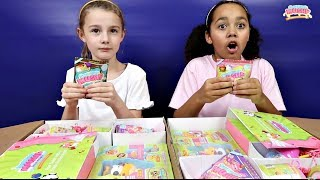 Real Food VS Squishy Food Challenge!! (Smooshy Mushy) Toys AndMe