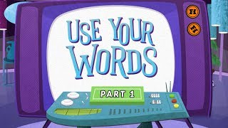 BAD LIBS - Use Your Words Gameplay Part 1