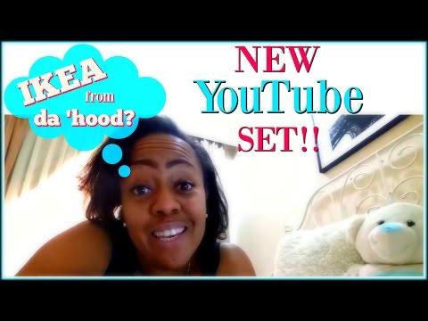My NEW YouTube Setup & IKEA Shopping In Da' Hood | DITL Expat Wife Kuwait | Fit2LuvME w/ Love Fuller