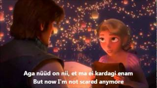 Tangled - I See the Light (Estonian) S & T