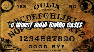 6 times Using a Ouija Board went Wrong
