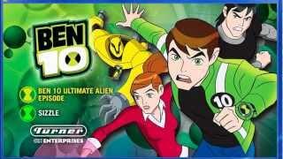 Ben 10 Cartoon Network Sizzle Nuremberg Toy Fair