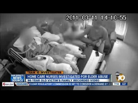 Xxx Mp4 Alleged Sex Video Sparks Elder Abuse Probe 3gp Sex